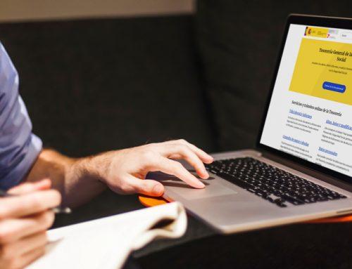 Import@ss, la nueva web de la Seguridad Social permite hacer hasta 40 trámites online.