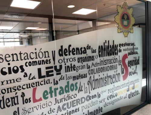 El Servicio Jurídico de la TGSS en Alicante estrena nuevos despachos.